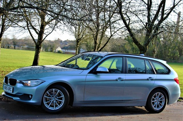 2015 15 BMW 3 SERIES 2.0 320D EFFICIENTDYNAMICS BUSINESS TOURING 5d 161 BHP