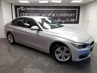 USED 2013 62 BMW 3 SERIES 2.0 320D SPORT 4d 184 BHP + 2 FORMER KEEPERS + 2 KEYS