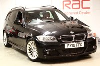 2010 BMW 3 SERIES 2.0 320D M SPORT BUSINESS EDITION TOURING 5d 175 BHP £6995.00
