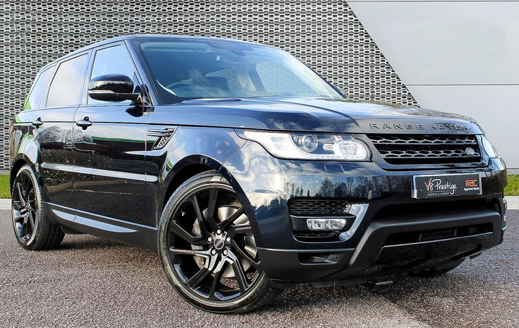 "USED 2016 66 LAND ROVER RANGE ROVER SPORT 3.0 SDV6 HSE DYNAMIC 5d 306 BHP **22"" SVR ALLOYS/STEALTH/EURO 6**"