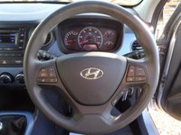USED 2016 66 HYUNDAI I10 1.0 Blue Drive SE 5dr (ISG) 1 Owner-Recent Hyundai Service