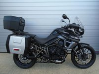 USED 2016 16 TRIUMPH TIGER 800 TIGER 800 XRX ABS..LOADED EXTRAS!!
