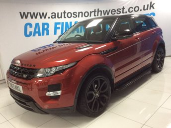 2013 LAND ROVER RANGE ROVER EVOQUE 2.2 SD4 DYNAMIC 5d 190 BHP £16500.00