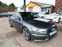 2014 AUDI A6 2.0 TDI ULTRA BLACK EDITION 4d 188 BHP £12990.00