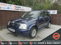 USED 2005 55 SUZUKI GRAND VITARA 2.0 XL-7 TD 7STR 5d 108 BHP FINANCE AVAILABLE FROM £27 PER WEEK OVER TWO YEARS - SEE FINANCE LINK FOR DETAILS