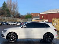 USED 2014 14 AUDI Q5 2.0 TDI S line Plus quattro (s/s) 5dr BUY ONLINE +FREE HOME DELIVERY