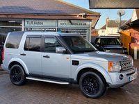 2009 LAND ROVER DISCOVERY 3 2.7 TDV6 £5750.00