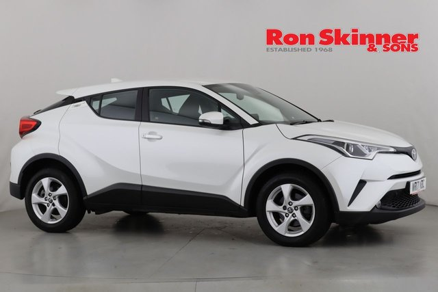 View our 2017 17 TOYOTA CHR 1.2 ICON 5d 114 BHP