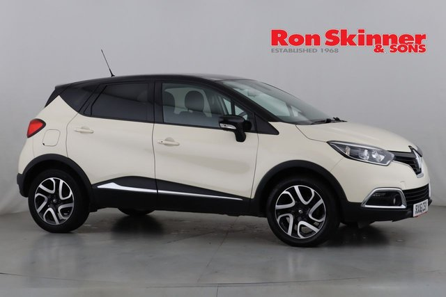 View our 2016 16 RENAULT CAPTUR 1.5 DYNAMIQUE S NAV ENERGY DCI S/S 5d 110 BHP with Black Roof