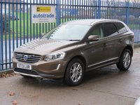 2013 VOLVO XC60 2.4 D4 SE LUX AWD Full leather DAB Cruise Heated seats Privacy £10000.00