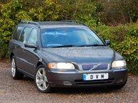 2005 VOLVO V70 2.4 SE D5 5d 183 BHP £2670.00
