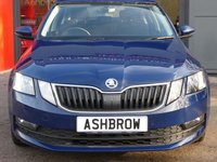 USED 2017 17 SKODA OCTAVIA 1.6 TDI SE TECHNOLOGY 5d 115 S/S NEW SHAPE, SAT NAV, SMART LINK FOR APPLE CAR PLAY / ANDROID AUTO, DAB RADIO, BLUETOOTH PHONE & AUDIO STREAMING, FRONT & REAR PARKING SENSORS WITH DISPLAY (PARK PILOT), AUX & USB INPUTS, ADAPTIVE CRUISE CONTROL WITH FRONT ASSIST, LED DAYTIME RUNNING LIGHTS, DRIVING MODE SELECTION, LEATHER MULTI FUNCTION STEERING WHEEL, RAIN & LIGHT SENSORS, DUAL ZONE CLIMATE A/C, TYRE PRESSURE MONITORING, WIRELESS LAN, SD CARD READERS, VOICE CONTROL, FRONT CENTRE ARM REST, 1 OWNER, SERVICE HIST, SKODA WARRANTY