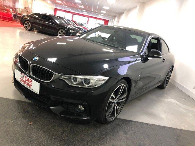 2014 14 BMW 4 SERIES 2.0 420D XDRIVE SPORT 2d 181 BHP