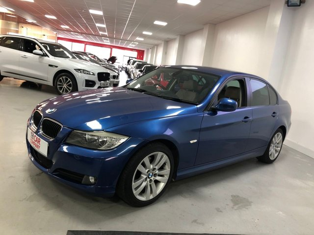 2009 59 BMW 3 SERIES 2.0 320D SE BUSINESS EDITION 4d 175 BHP