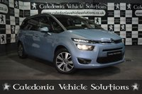 USED 2015 65 CITROEN C4 GRAND PICASSO 1.6 BLUEHDI EXCLUSIVE 5d 118 BHP ONE FORMER KEEPER with FULL HISTORY & A DECEMBER 2020 MOT. READY TO ROLL OFF THE FORECOURT, 7 SEATER DIESEL MPV