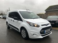 2018 FORD TRANSIT CONNECT 1.5 240 TREND P/V 118 BHP £12995.00