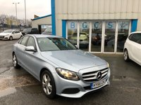 USED 2016 66 MERCEDES-BENZ C CLASS 2.1 C 220 D SE EXECUTIVE EDITION 4d 170 BHP