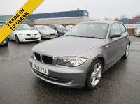 2009 BMW 1 SERIES 2.0 116I SPORT 3d 121 BHP £3695.00