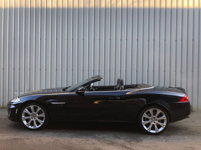 USED 2013 13 JAGUAR XK 5.0 ARTISAN SPECIAL EDITION 2d 380 BHP A beautiful stunning unmarked example of the timeless XK 5.0 V8 Artisan Only 30,000 miles from new.