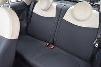 USED 2010 60 FIAT 500 1.2 LOUNGE 3d 69 BHP FSH - GLASS ROOF - BLUETOOTH