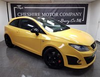 2010 SEAT IBIZA 1.4 CUPRA TSI DSG 3d 177 BHP + GLASS ROOF + PRIVACY GLASS £5475.00