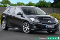 USED 2012 12 MAZDA 3 2.3L MPS 5d 260 BHP ONE OWNER Plus Mazda Pre Reg