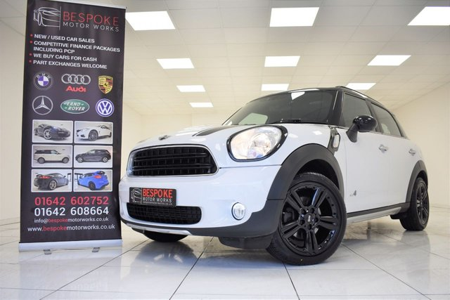 2014 64 MINI COUNTRYMAN 1.6 COOPER D ALL4