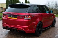 USED 2015 15 LAND ROVER RANGE ROVER SPORT 3.0 SD V6 Autobiography Dynamic 4X4 (s/s) 5dr NAV+PAN ROOF+CAMERA