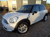 USED 2014 14 MINI COUNTRYMAN 1.6 Cooper ALL4 5dr Phone-DAB-Full Service History