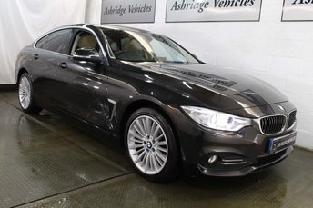 2015 BMW 4 SERIES 2.0 420d Luxury Gran Coupe xDrive (s/s) 5dr £16595.00
