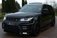 USED 2014 64 LAND ROVER RANGE ROVER SPORT 3.0 SD V6 Autobiography Dynamic 4X4 (s/s) 5dr NAV+PAN ROOF+CAMERA+RS LUMMA