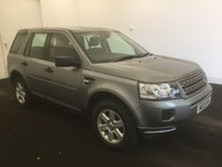 2013 LAND ROVER FREELANDER 2 2.2 TD4 GS 5d 150 BHP + 1 FORMER KEEPER + 2 KEYS £8250.00