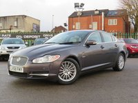 USED 2008 58 JAGUAR XF 2.7 LUXURY V6 4d 204 BHP