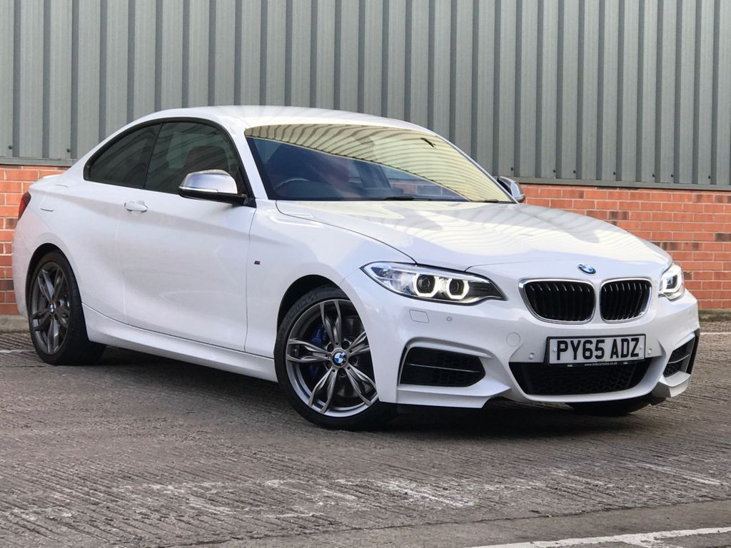 USED 2015 65 BMW M2 3.0 M235I 2d 322 BHP EXCELLENT LOW MILEAGE EXAMPLE