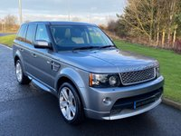 USED 2012 61 LAND ROVER RANGE ROVER SPORT 3.0 SDV6 AUTOBIOGRAPHY SPORT 5d 255 BHP AUTO AUTOBIOGRAPHY TWO TONE LEATHER