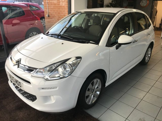 USED 2013 13 CITROEN C3 1.2 VTR PLUS 5d 80 BHP