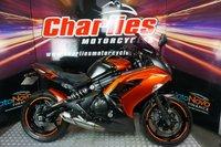 2014 KAWASAKI EX 2014 Kawasaki ER6 Stunning Burnt Orange Paint work. 3 owners from new. £2995.00