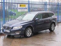 2014 VOLVO V70 2.0 D4 SE LUX 5d 178 BHP £9500.00