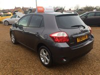 USED 2010 10 TOYOTA AURIS 1.6 TR VALVEMATIC  5d 132 BHP FULL SERVICE HISTORY - FINANCE AVAILABLE
