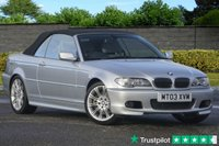 USED 2003 03 BMW 3 SERIES 3.0 330CI SPORT 2d 228 BHP Outstanding ONE OWNER Example