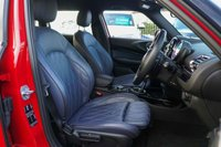 USED 2015 65 MINI MINI CLUBMAN 2.0 Cooper SD Auto 190 MediaXL Quilted Cricket Leather FMSH