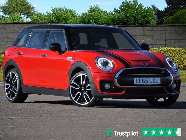View our MINI MINI CLUBMAN