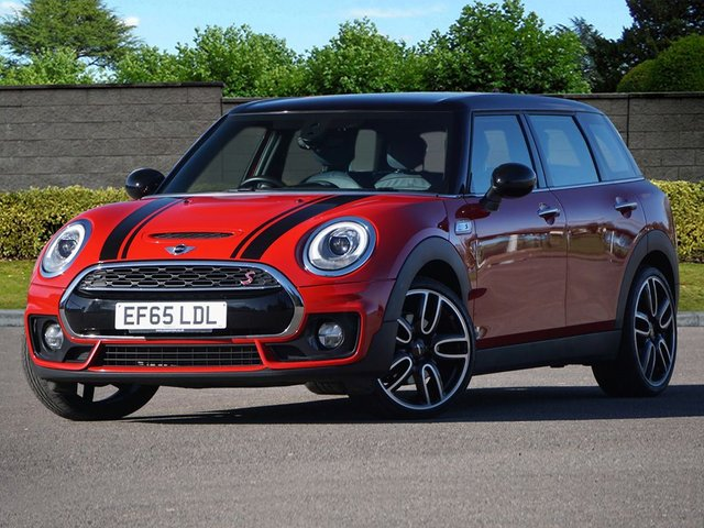 MINI MINI CLUBMAN at Tim Hayward Car Sales