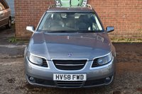 USED 2008 58 SAAB 9-5 2.3 TURBO EDITION 5d AUTO 260 BHP Beautiful soon to be classic car