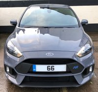 USED 2017 66 FORD FOCUS RS 2.3 5DR 345 BHP, 1 OWNER, FORD WARRANTY UNTIL JAN 2022 NOW SOLD - SIMILAR VEHICLES WANTED