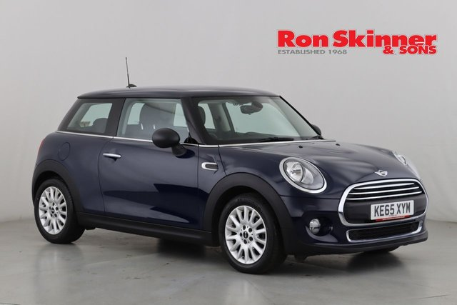 View our 2015 65 MINI HATCH ONE 1.5 ONE D 3d 94 BHP