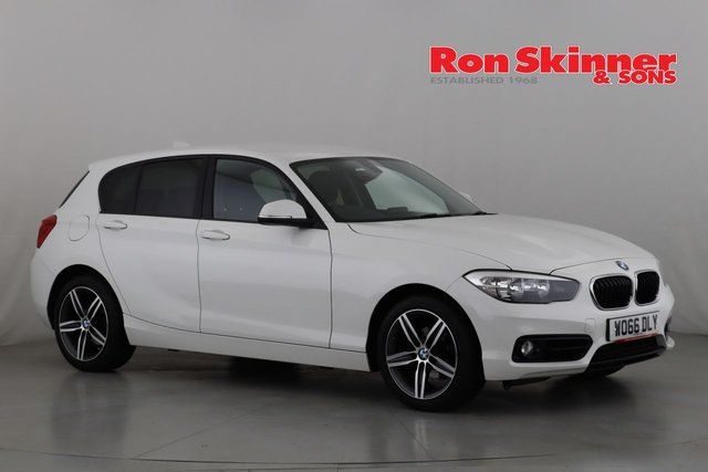 View our 2017 66 BMW 1 SERIES 2.0 118D SPORT 5d 147 BHP