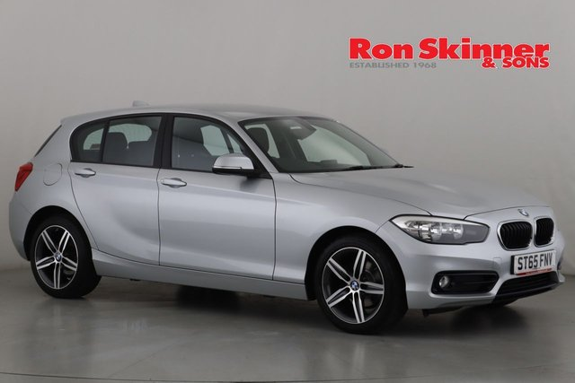 View our 2015 65 BMW 1 SERIES 1.5 116D SPORT 5d 114 BHP