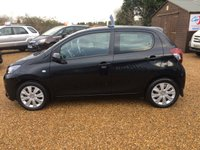 USED 2016 66 PEUGEOT 108 1.0 ACTIVE 5d 68 BHP FULL MAIN DEALER SERVICE HISTORY - FINANCE AVAILABLE