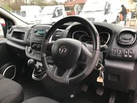 USED 2016 65 VAUXHALL VIVARO 1.6 CDTI 120PS SPORTIVE L1H1 SWB **LOW MILES**GOOD VALUE**